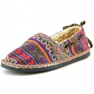 Tigerbear Republic Hot Tomale Moccasin Slippers
